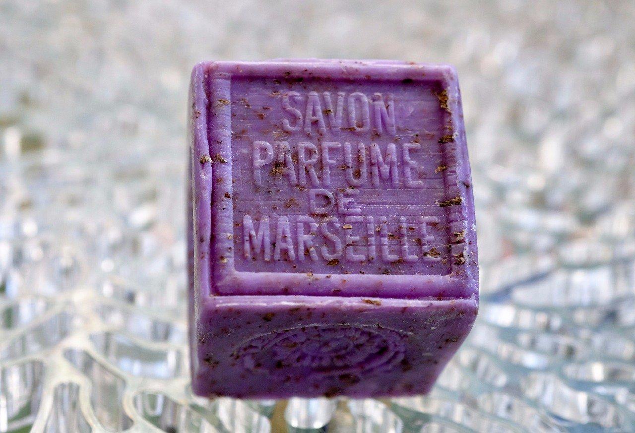 savon de marseille lavande 300g