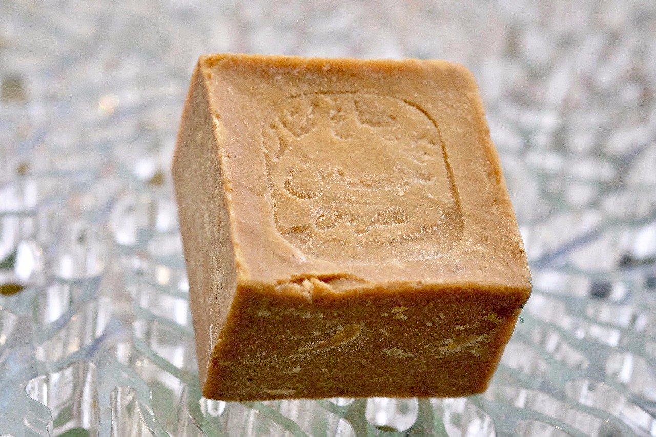 savon d'alep 20 huile laurier acne