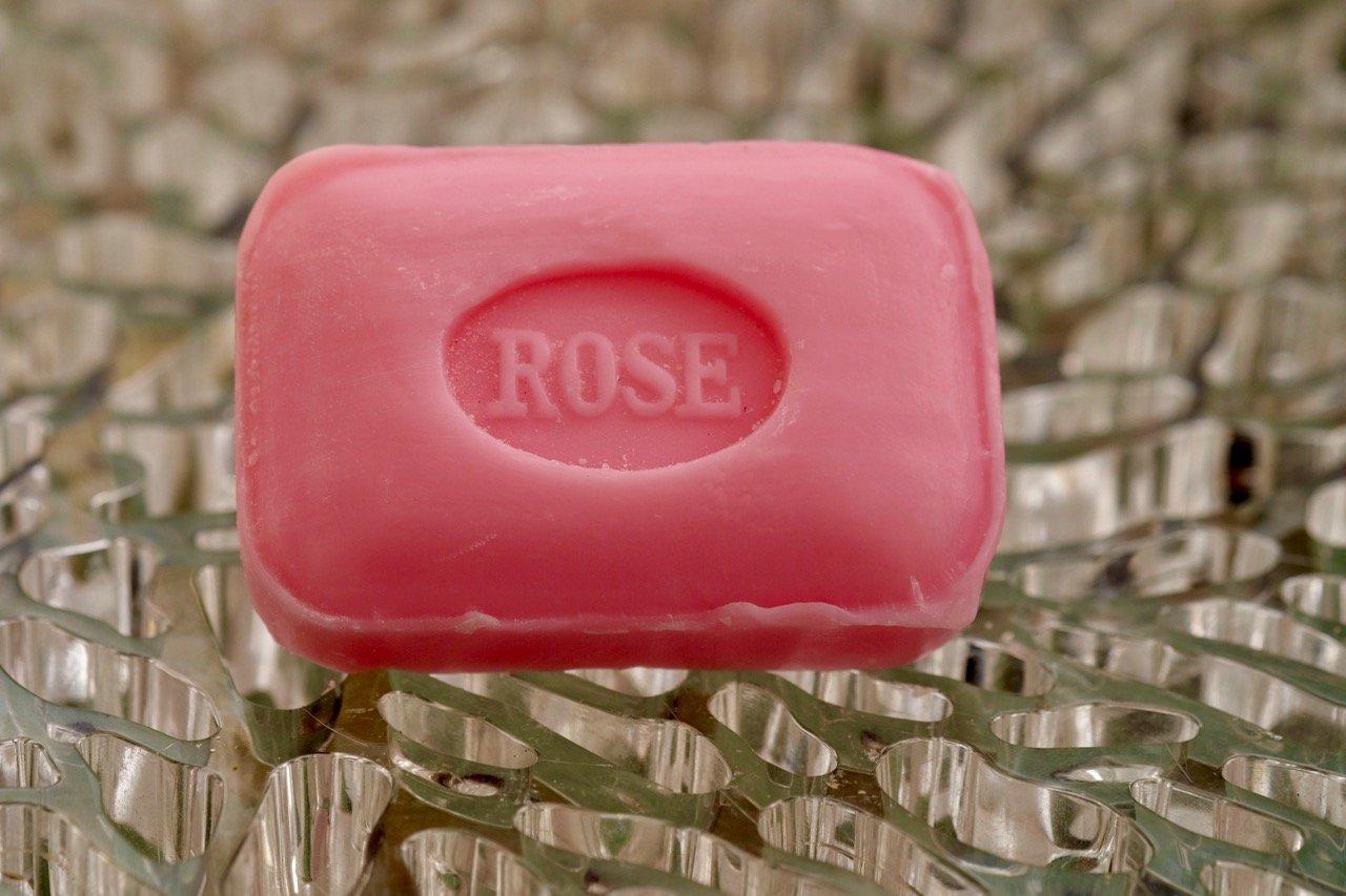 savon a la rose