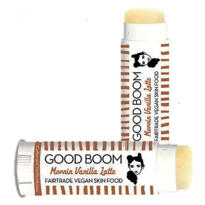 Baume à lèvre bio Good Bloom vanille
