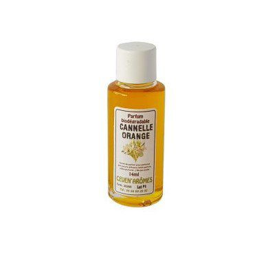 Extrait de parfum cannelle orange 14ml CEVEN AROMES