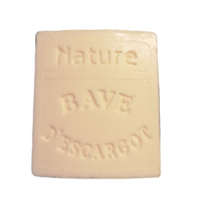 Savon à la bave d'escargot nature 100g